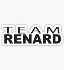 Renard Stickers Redbubble