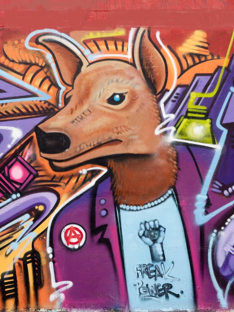 Graffiti  by Jayden Brice