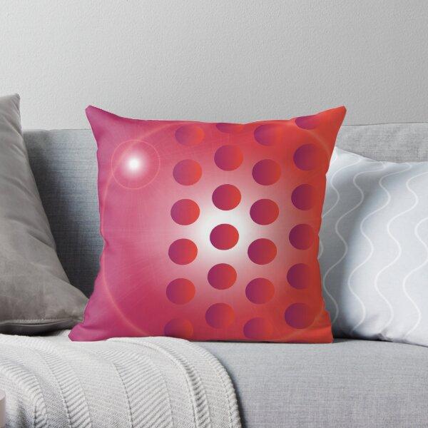 Future Sight Throw Pillow