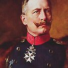 Kaiser Wilhelm II  by edsimoneit