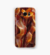 Bacon?... Everyone loves bacon!!! Samsung Galaxy Case/Skin