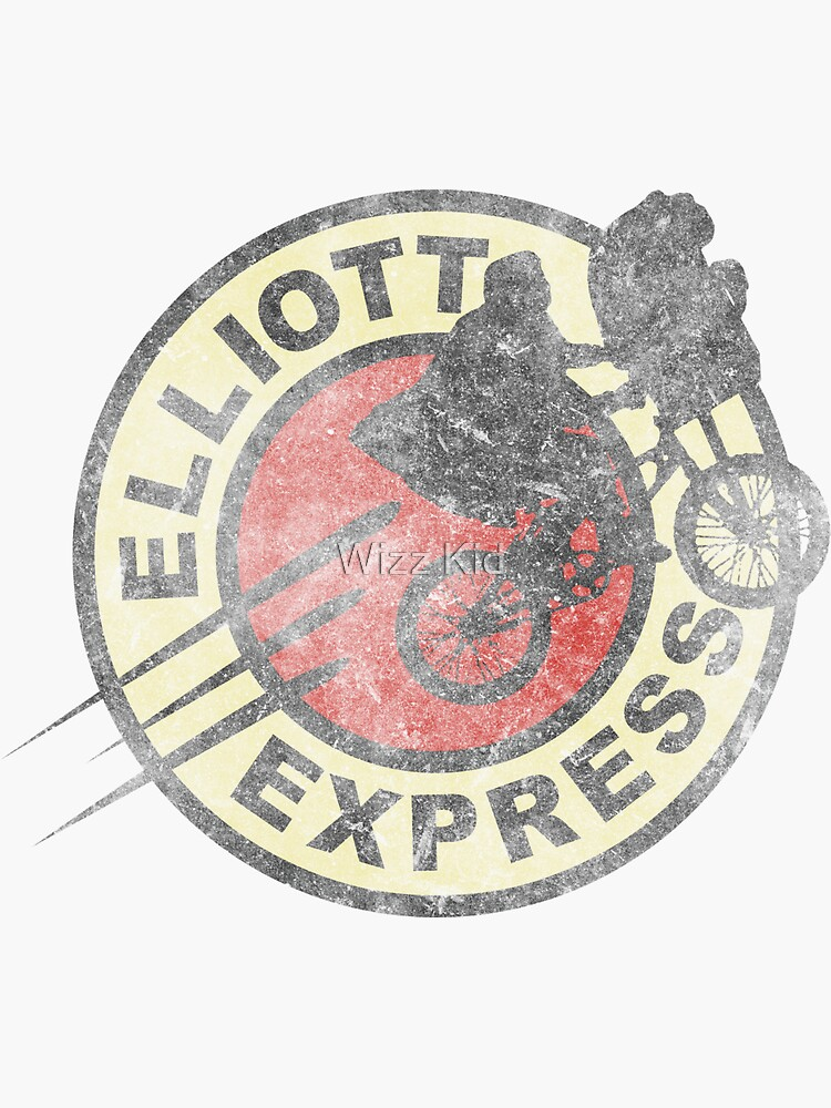 Elliott Express by MakeWayGFX
