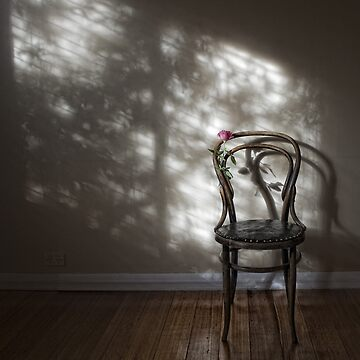 The Empty Chair by utherpen