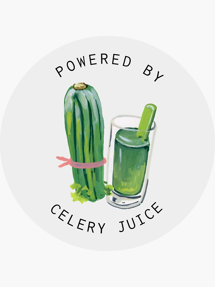 Powered by Celery Juice by commonobjects