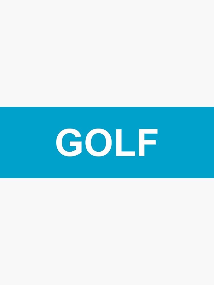 GOLF-Logo von SimenA