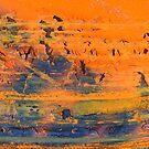 Sunset Strip by Kathie Nichols