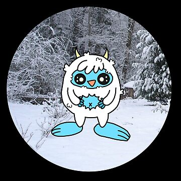 YETI SNOW by phys