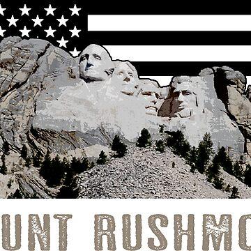 Mount Rushmore by MilitaryCandA