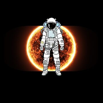 Fireball astronaut by phys