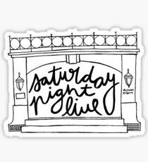 SNL Main Stage Sticker