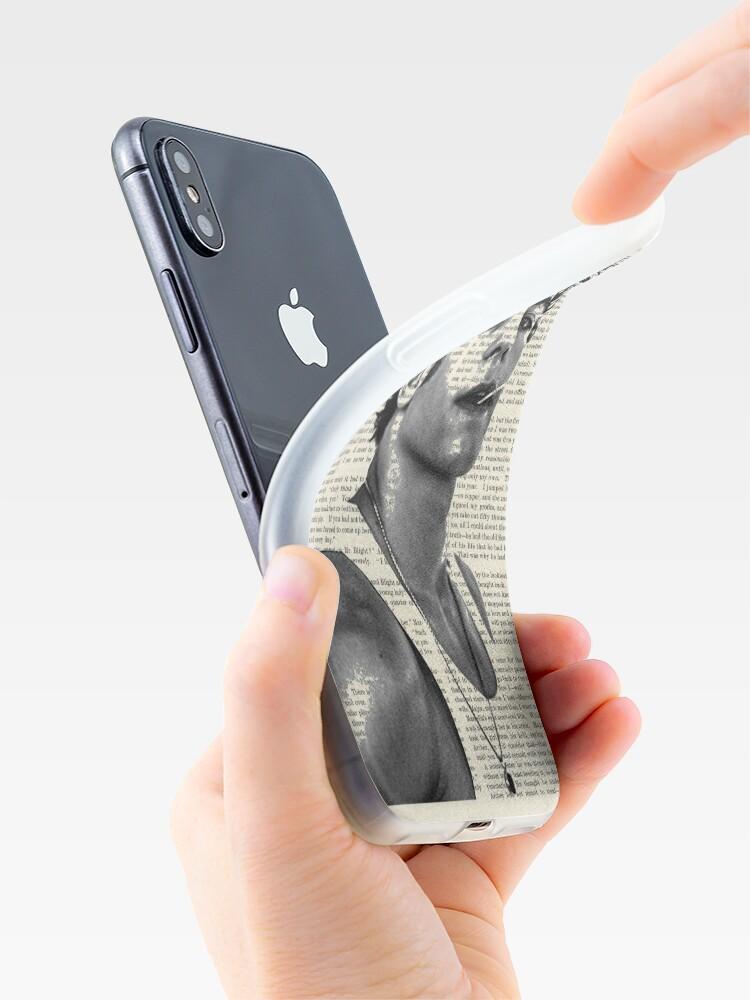 Alternative Ansicht von Ross Buchseite iPhone-Hülle & Cover