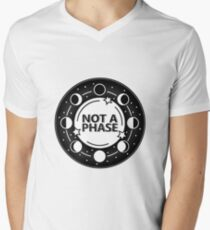 Not A Phase V-Neck T-Shirt
