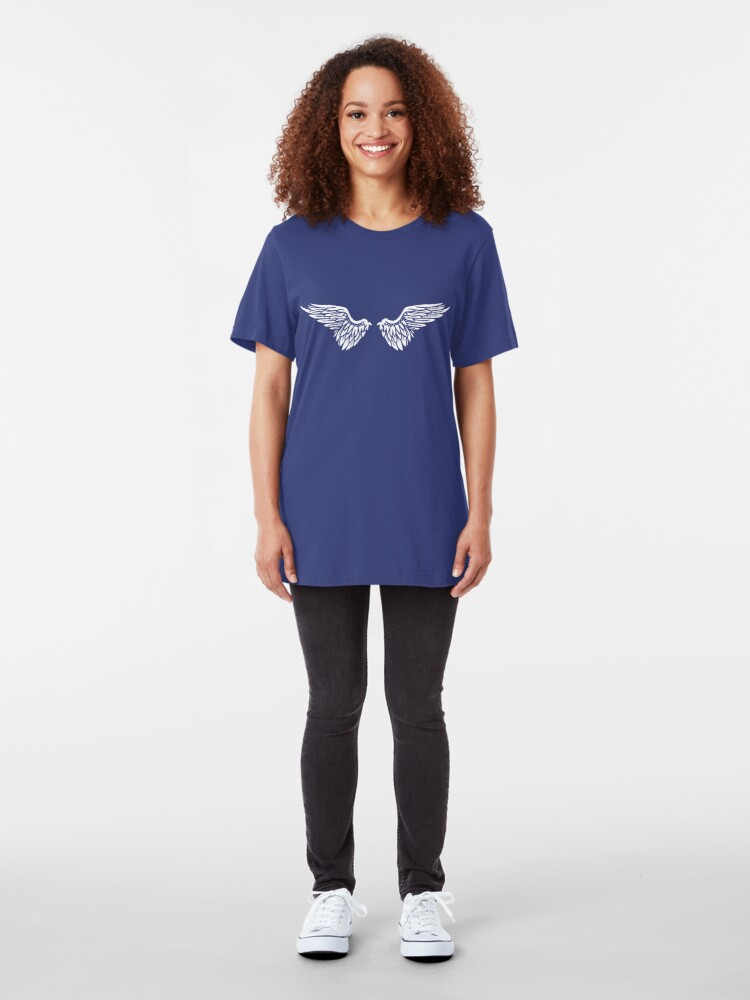 Alternate view of Wings Slim Fit T-Shirt
