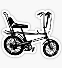 Raleigh Chopper Stickers | Redbubble
