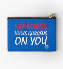 Authentic Original Happy Studio Pouch