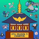 BTA Season 3 Championship Merch by The Bell Tower Association