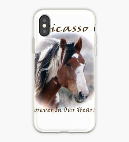The Icon of Sand Wash Basin iPhone Case