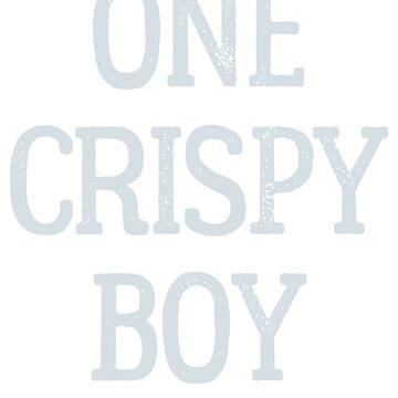 One Crispy Boy by BiagioDeFranco