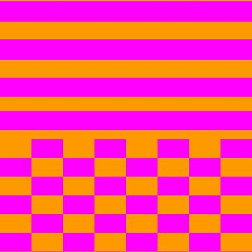 CHECKERED MADNESS 4 by IMPACTEES