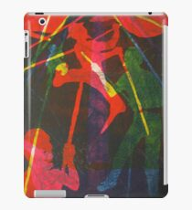 Ahab Aloft (from Meditations on Moby Dick) iPad Case/Skin