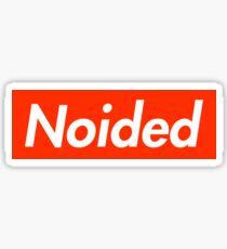 Noided Logo Sticker