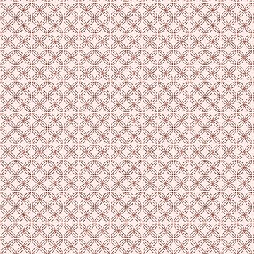 Trendy Rose Gold Floral Leaf Glitter Pattern by jollypockets