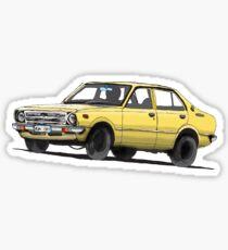 1978 Toyota Corolla Sticker