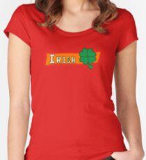 Irish Tee Women's Fitted Scoop T-Shirt