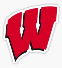 Universität von Wisconsin Sticker