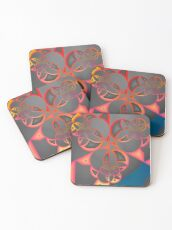 Rogues Gallery 41 Coasters