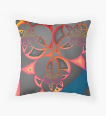 Rogues Gallery 41 Throw Pillow