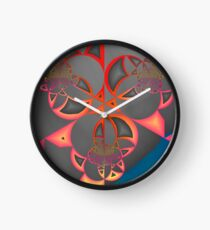 Rogues Gallery 41 Clock