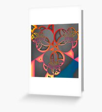 Rogues Gallery 41 Greeting Card