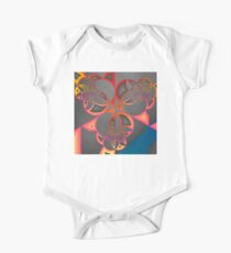 Rogues Gallery 41 Short Sleeve Baby One-Piece