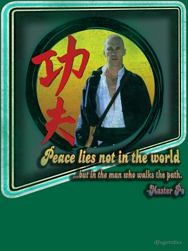 Kung Fu vintage 'aged' version by djhypnotixx