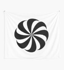 Right-Facing Armenian Eternity Sign Wall Tapestry