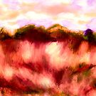 Landscape 1.B by Janette  Leeds