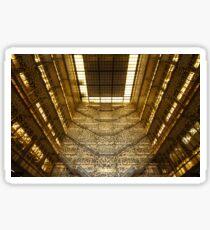 Pegatina Biblioteca Elmer Holmes Bobst