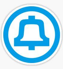 Bell Telefon Logo Sticker