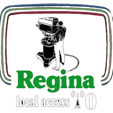 Regina Local Access by nick9219