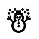 Snowman ☃ by znamenski
