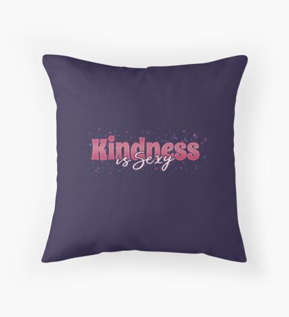 Kindness is Sexy Floor Pillow