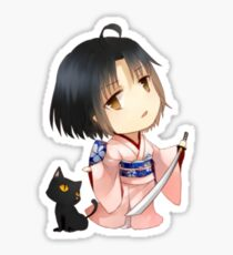 shiki Sticker