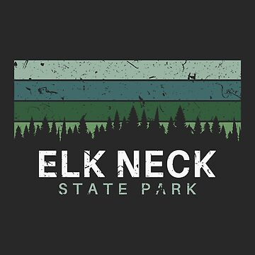 Elk Neck State Park Maryland Souvenirs MD by fuller-factory