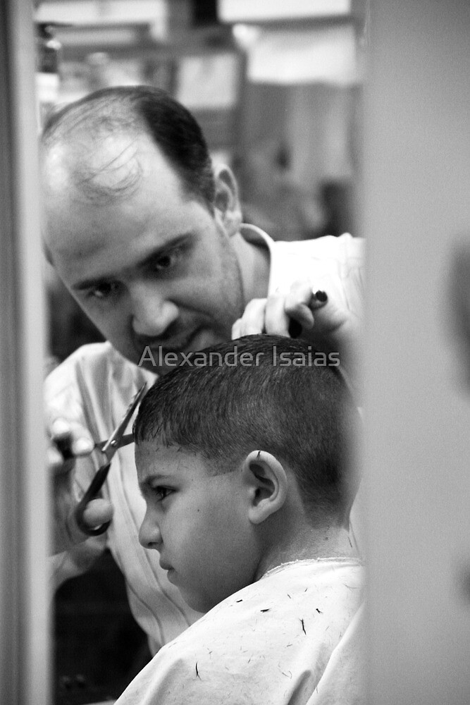"""""""Barber Shop"""" by Alexander Isaias"""