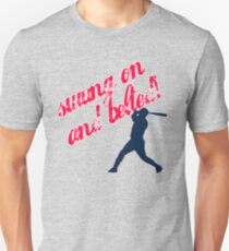 Swung on and Belted Unisex T-Shirt