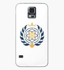 One Unity One Humanity Coat of Arms #Asgardia  #SpaceKingdom #SpaceNation #MicroNation  Case/Skin for Samsung Galaxy