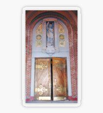 St. Michael Church Transparent Sticker
