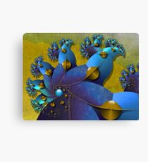 Travelling in the Tropics Canvas Print