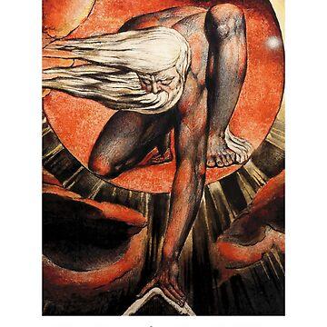 «L'ancien des jours de William Blake» par Chunga